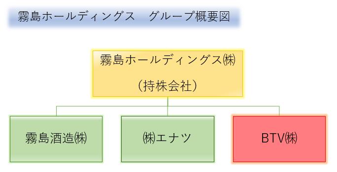 グループ会社概要図1