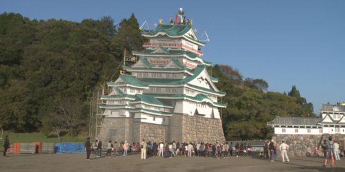 やっちく松山藩秋の陣まつり 武者行列に参加します!