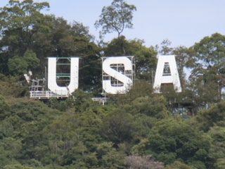 U・S・A!!