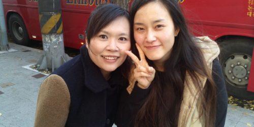 もう1人の韓国の友人